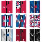 OFFICIAL NBA LOS ANGELES CLIPPERS LEATHER BOOK CASE FOR SAMSUNG PHONES 1 on eBay