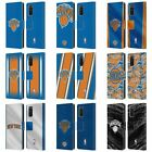 OFFICIAL NBA NEW YORK KNICKS LEATHER BOOK WALLET CASE FOR SAMSUNG PHONES 1 on eBay