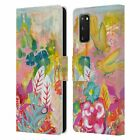 OFFICIAL WYANNE BIRDS 2 LEATHER BOOK WALLET CASE FOR SAMSUNG PHONES 1