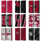 OFFICIAL NBA CHICAGO BULLS LEATHER BOOK WALLET CASE FOR SONY PHONES 1 on eBay