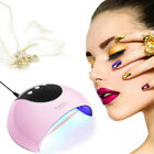 New Phototherapy Machine Nail Polish Light Led Baking Lamp Manicure Tool US GIFT