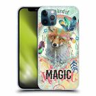OFFICIAL DUIRWAIGH BOHO ANIMALS GEL CASE FOR APPLE iPHONE PHONES