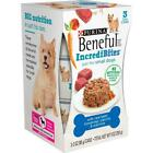 Beneful IncrediBites for Small Dogs with Beef, Tomatoes, Carrots and Wild Rice C