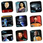 Star Trek TNG - Ships - Cast - Enterprise - Coasters - Wood - Sci-Fi - 4 FOR 3 on eBay