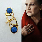 1Pc Star Wars Ring Gift The Last Jedi Princess Leia Ring Blue Stone Best Gift $3.41 USD on eBay