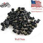 Motorbike M5 Universal Well Nuts Windscreen For MV AGUSTA Brutale 910 2006-2008