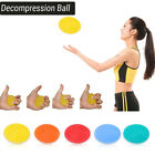 Gripper Egg Shaped Grip Ball for Massage Finger Strength Exercise Stress Relief