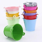 Mini Metal Colorful Bucket Candy Keg Pails Wedding Party Favor Decoration DIY RS for sale  Shipping to Canada