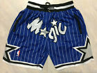 NWT Stitched Orlando Magic NBA Basketball Shorts Men's Pants on eBay