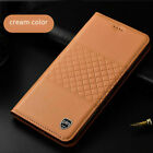 For Huawei Mate 20 X 5G P30 P20 Pro Y5 Y6 Y7 Y9 2019 Lite Flip Real Leather Case