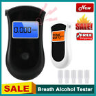 Breathalyzer Alcohol Tester Digital Personal Portable Analyzer Detector Meter