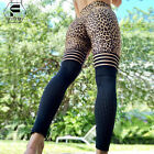 Women's Leggings Push Up Yoga Pants Apparel Workout Gym Fitness Sports Trousers
