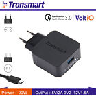 Qualcomm Certified Tronsmart  Smart Quick Charger 3.0 Port +Cable  For LG P9