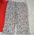 Gymboree WISH YOU WERE HERE Navy Red Blue Knit Capris Pants Choice NWT 3 4 5 6