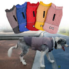 Pet Dog Clothes Winter Warm Vest Coats Double-Side Wearable For Puppy Clothes
