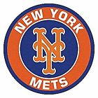 New York Mets vinyl sticker for skateboard luggage laptop tumblers car on Ebay