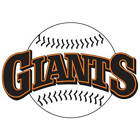 San Francisco Giants vinyl sticker for skateboard luggage laptop tumblers (c) on Ebay