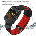 "1.3"" Watch IP68 Waterproof Bluetooth Wristband Screen Heart Rate for iOS Android"