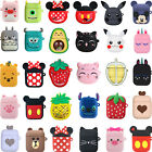 3D Cartoon Soft Silicone Earphone Cover Case For Apple Airpods 1 £3.99  on eBay