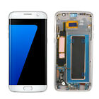 For Samsung Galaxy S7 Edge G935 G935A G935F LCD Display Touch Screen Frame Lot