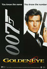 249469 GoldenEye 007 Movie Art WALL PRINT POSTER US $14.73 CAD on eBay