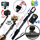 Bluetooth Selfie Stick Tripod Remote Extendable Monopod for iPhone 11 X Samsung