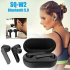 Bluetooth5.0 Bone Conduction Wireless Earphone Headset Headphone Noise Reduction