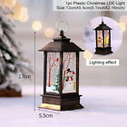 Купить Christmas Tree Lamp LED Candle Hanging Lights Santa Claus Snowman Decoration