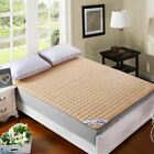 1 Pc Washable quilting Mattress Pad bed mat sanding fitted sheets linens with el