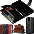 For Iphone 11 Pro Max Xr 6s 7 8 Plus Wallet Case 9 Card Slot Flip Leather Cover