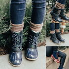 Fashion Womens Boots Winter Waterproof Boots Ski Cloth Warm Casual Snow Boots