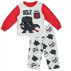 NWT 2PC Baby Boy Star Wars Darth Vader Fleece Pajama Set - Size 2T, 3T, 4T