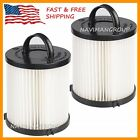 2 4 Pack Replacement HEPA Vacuum Filter Compatible for Eureka DCF21 DCF 21