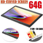 """10.1"""" Tablet Pc 4g+64g Octa-core Android 7.0 Dual Sim &camera Wifi Phone Phablet"""