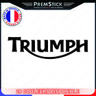 Stickers Triumph - Sticker Motorcycle, Two Wheels, Scooter, Helmet ref3 $10.77 AUD on eBay