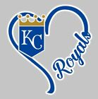 Kansas City Royals vinyl sticker for skateboard luggage laptop tumblers car (a) on Ebay