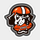 Cleveland Browns vinyl sticker for skateboard luggage laptop tumblers  (a) $7.99 USD on eBay
