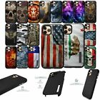 "Case For [iPhone 11 Pro (5.8"")][GRIP TACTICAL SET1] Dual Layer Shock Cover"