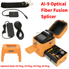 AI-9 Automatic Optical Fiber Fusion Splicer Optic Welding Machine AC100-240V