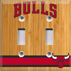 Basketball Chicago Bulls Light Switch Cover Choose Your Cover on eBay