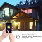 Wi-Fi 2.4GHz Dimmable Recessed LED Panel Light 48W Ceiling Down Lamp AC 85-265V