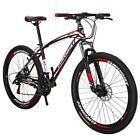 Kyпить X1 Mountain Bike 27.5 inches Wheels 21 Speed Bicycle MTB Front Suspension Mens на еВаy.соm