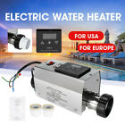 Electric Intelligent Water Heater Thermostat Swimming Pool Tubbath SPA 220/240V