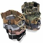"1.5"" Width Tactical Dog Collar HEAVY DUTY Military Training Handle M, L, XL, XXL"