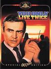You Only Live Twice (DVD, 2000, DISCONTINUED) $3.6 USD on eBay