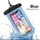 iPhone 11 Pro/XS Max/XR/X/7/8 Plus Waterproof Underwater Pouch Dry Bag Case