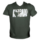Universal Nutrition Animal Whey Iconic Military Green T-Shirt