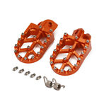 CNC Foot Pegs Rests Footpegs Footrests Pedals for KTM EXC SX SXF XC XCW XCF EXCF image