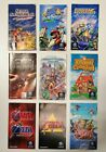 Nintendo Gamecube Instruction Manuals ONLY - your choice - Ships FAST!