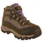 Hi-Tec Womens Hiking Boots Waterproof Skamania Ankle Leather Walking Lace UK 4-8